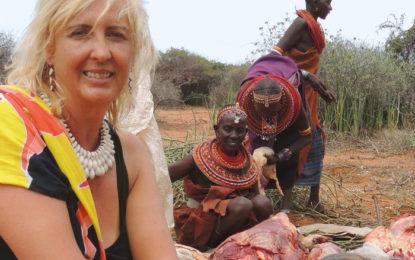 """Skutečná """"Bílá Masajka"""" Corinne Hofmannová navštíví Prahu!"""
