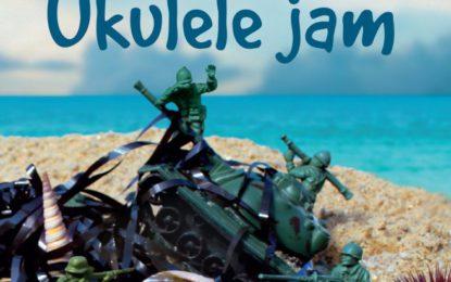 Recenze knihy Ukulele jam: kořeněné dialogy, které mají švih a hovorová mluva, si získají vaše sympatie