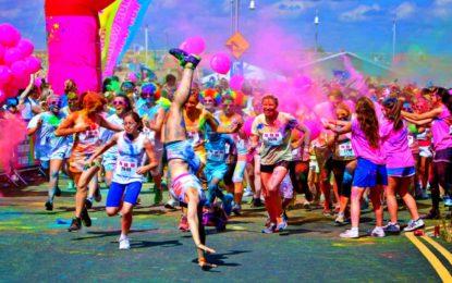 Rainbow Run Ostrava 2017!!