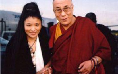 Yungchen Lhamo -koncert a beseda tibetské zpěvačky !