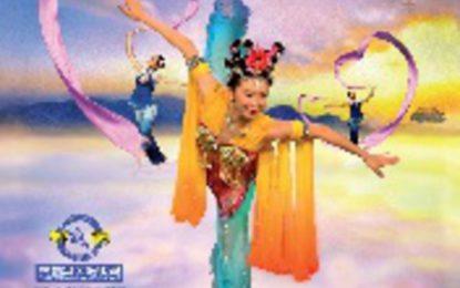 Čínská show Shen Yun