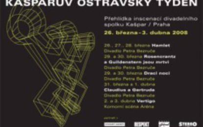 Kašparův ostravský týden 2008