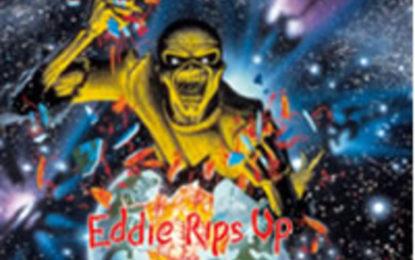 Iron Maiden – Eddie Rips Up Prague
