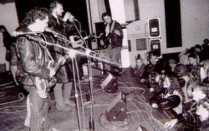 Legendární kapela BUŘINKY II