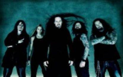 Švédská metalová kapela Evergrey v Praze!