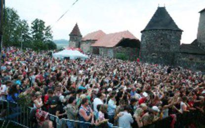 Festival České hrady.cz bude letos i na Moravě!