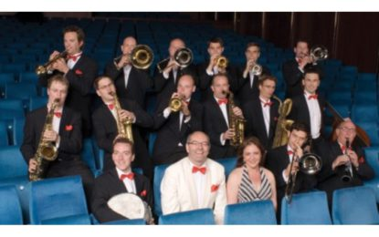Glenn Miller Orchestra přijede na turné po České Republice !