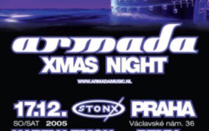 Armada Xmas Night – poslední info