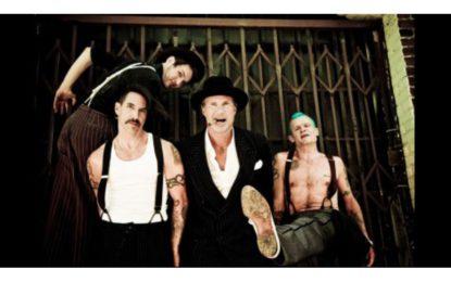 Red Hot Chilli Peppers představí své nové studiové album!