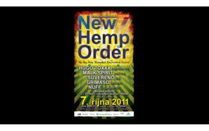 New Hemp Order #1. v Ostravě