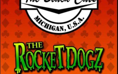 Al & The Blackcats a Rocket Dogz zahrají v Barráku