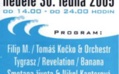 Benefiční koncert pro SRÍ LANKU